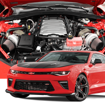 Hellion Twin Turbo System Tuner Kit - 2016+ Chevy Camaro SS (6.2L LT1) - HELLION_CAMARO_6TH