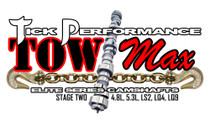 Tick Performance towMAX Stage 2 Camshaft for 4.8L, 5.3L, LS2, LQ4 & LQ9 Engines - TMX002