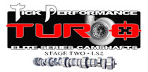 Tick Performance Turbo Stage 2 Camshaft for LS2 Engines - TPT0022