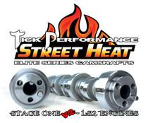 Tick Performance Street Heat Stage 1 V2 Camshaft for LS2 Engines - SH0012V2