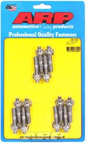 ARP LSX Header Stud Kit (12 Point Stainless) - 434-1301