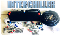 Forced Inductions Interchiller - Model Specific 2016+ Dodge Charger & Challenger Hellcat Kit - FI-INTERCHILLER-HELLCAT-CAR