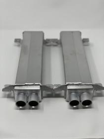 Kong Performance Reinforced OEM ZR1 Intercooler Bricks (New Pair)  - 2009-2013 Chevy Corvette ZR1 - KONG-BRICKS-LS9