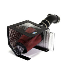 Cold Air Inductions Cold Air Intake (Textured Black) - 2007-2008 Chevy Silverado, GMC Sierra, & Full Size GM SUV (V8 Models) - 512-0100-B