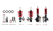 Pedders Extreme XA Remote Canister Adjustable Coilover Kit - 2010-2015 Chevy Camaro - PED-164086