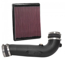 Airaid Junior Cold Air Intake System (Red Oiled Filter) - 2014-2018 Chevy Silverado, GMC Sierra & GM Full Size SUV (6.2L V8) - 200-751