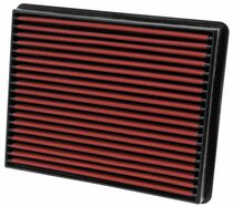 AEM OEM Replacement DryFlow Air Filter - 2014-2018 Chevy Silverado, GMC Sierra, And GM Full Sized SUV (All Engines) - 28-20129