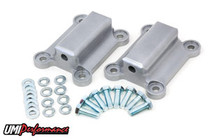 UMI Performance LSX Solid Aluminum Motor Mounts - 1998-2002 Camaro & Firebird - 2323