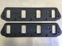 Forced Inductions Blower Spacer Plates for LS1/LS2/LS6 - FI-LS1-SPACER