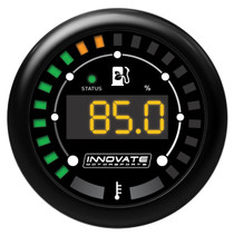 Innovate MTX-D: Ethanol Content % and Fuel Temp Gauge Kit (Complete Kit with Sensor) - 3904