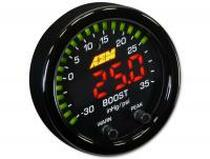 AEM X-Series 35PSI / 2.5BAR Boost Display Gauge - 30-0306