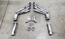 "Complete Street Performance 2"" Long Tube Headers & Off Road Mid Pipes - 2016+ Camaro SS & ZL1 (6.2L V8) - CSP-CAMARO"