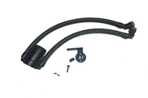 JLT 3036P-B - 11-14 Ford F-150/Ford F-150 Raptor 6.2L Passenger Side Oil Separator 3.0 - Black Anodized