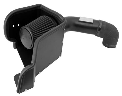 K&N Blackhawk Cold Air Intake w/ Dryflow Filter - 2009-2013 Dodge Ram 1500 (5.7L V8)