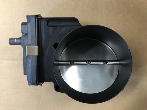Nick Williams 103mm Billet Throttle Body (Black Finish) - SD103LTX-B