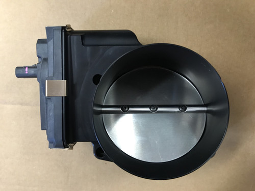 Nick Williams 103mm Billet Throttle Body (Black Finish)