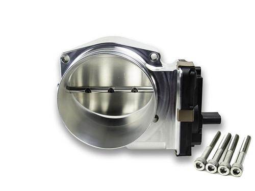 Nick Williams 103mm Billet Throttle Body (Natural Finish)