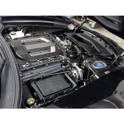 Afe Momentum Pro Intake System Both Dry And Oiled Filters 2015 Chevy Corvette Z06 62l Lt4