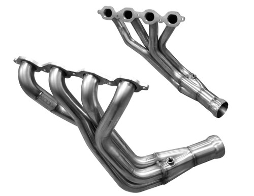 "Kooks 1 7/8"" Long Tube Headers - 2014+ Chevy Corvette C7 Stingray & Z06 (6.2L V8)"