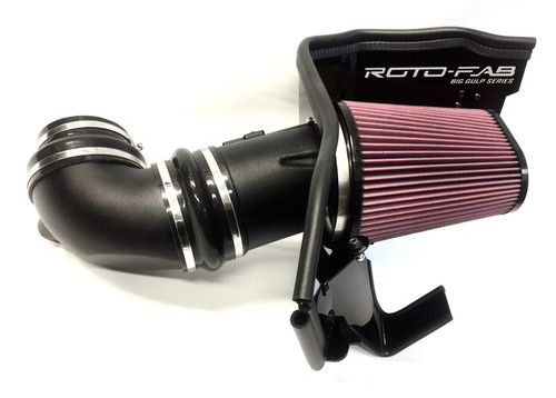 "Rotofab Big Gulp 5"" Cold Air Intake System (Oiled Filter) - 2017+ Chevy Camaro ZL1"