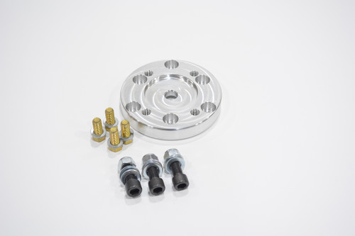 Gforce Engineering Billet Driveshaft Adapter Flange - Rear - (Automatic Only) - Pontiac G8 and Chevy SS Sedan