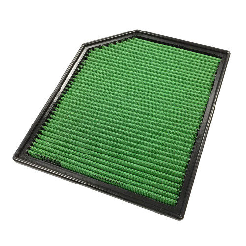 Green Filters Factory Replacement Air Filter - 2018+ Jeep Grand Cherokee Trackhawk (6.2L)