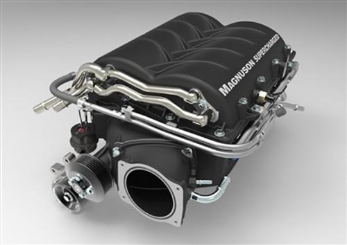 Magnuson Heartbeat Supercharger System - 2006 -2013 Chevrolet Corvette C6 Z06 LS7 7.0L V8