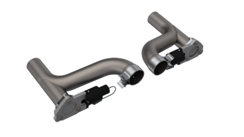 Quick Time Performance (QTP) Aggressor Direct Fit Cutout System - 2010-2015 Chevy Camaro SS (6.2L V8)
