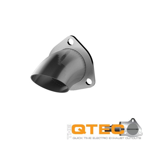 Quick Time Performance (QTP) Aggressor Direct Fit Cutout System -2014-2018 Chevy Silverado & GMC Sierra (5.3L)