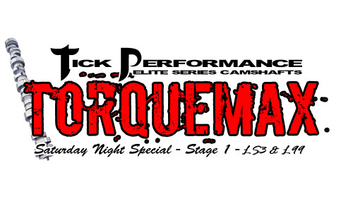 Tick Performance SNS TorqueMAX Stage 1 Camshaft for LS3 & L99 Engines