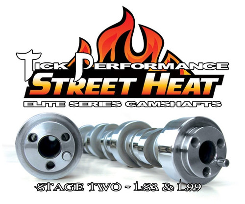 Tick Performance Street Heat Stage 2 Camshaft for LS3 & L99 Engines