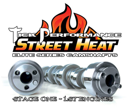 Tick Performance Street Heat Stage 1 Camshaft for LS7 Engines