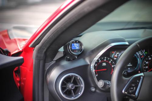 Aeroforce Single Gauge Pod - 2016+ Chevy Camaro