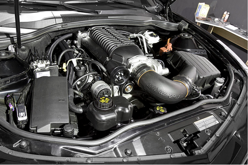 Whipple Roots Supercharger (Tuner Kit) - 2010-2015 Chevy Camaro SS (6.2L)