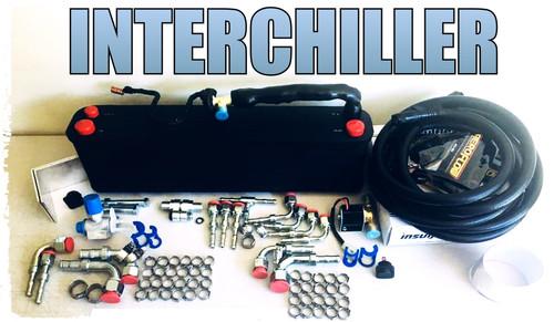 Forced Inductions Interchiller - Model Specific 2017+ Chevy Camaro ZL1 Kit - FI-INTERCHILLER-G6-CAMARO-ZL1