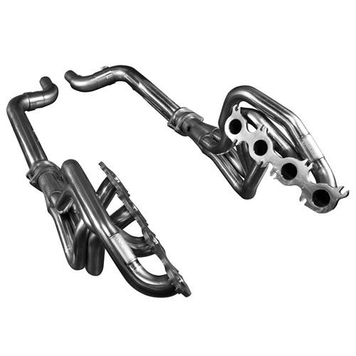 "Kooks  1 7/8""x 3"" Headers and Off Road Pipes (Value Package) - 2015+ Ford Mustang GT (5.0L V8)"
