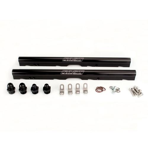 FAST Fuel Rail Kit for Fast LSXR 102 Intake (Black) - LS3/LS7/L76/L99