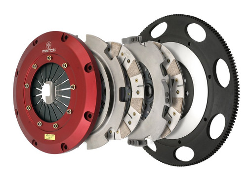 Mantic 9000 Series Twin Disc Clutch - Cerametallic - 2014+ Chevy Corvette C7 & Z06