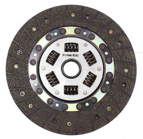 Mantic 9000 Series Twin Disc Clutch - Organic - (White Box) 2005-2013 Chevy Corvette & Z06