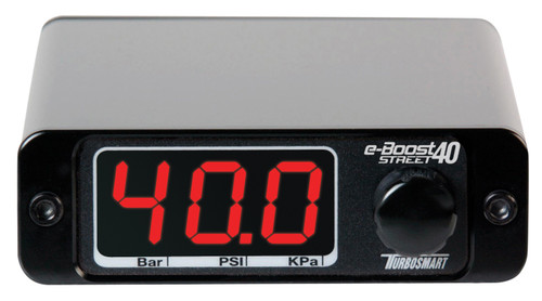 Turbosmart E-Boost Street (40PSI Rated) Electronic Boost Controller - TS-0302-1002