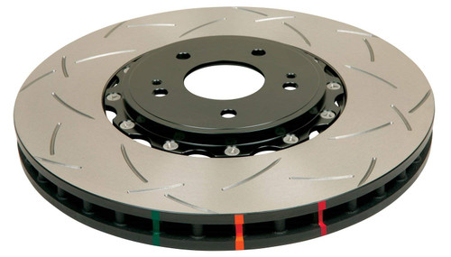DBA 5000 Series Two Piece T3 Slotted Brake Rotor (Front) - 2005-2006 Pontiac GTO