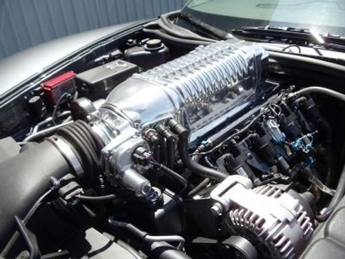 Whipple 2.9L Roots Supercharger (Complete Kit) - 2008-2013 Chevy Corvette C6 (6.2L LS3 V8)