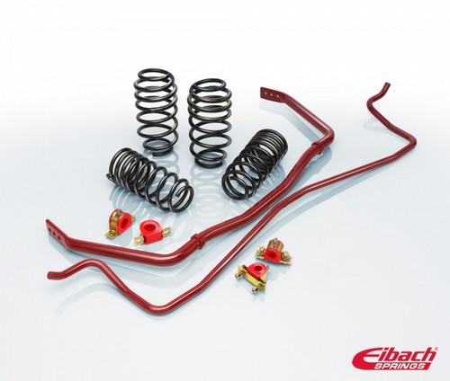 Eibach Pro-Plus Kit (Pro Kit Springs & Sway Bars) - 2018+ Kia Stinger AWD (3.3L V6 Turbo)