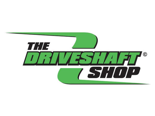 "Driveshaft Shop 3.5"" Aluminum One Piece Rear Driveshaft - 2018+ Jeep Grand Cherokee Trackhawk (6.2L Hellcat V8)"