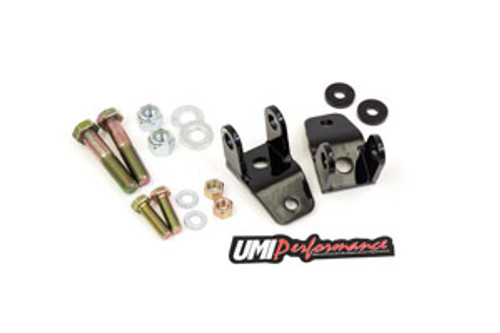 UMI Performance Bolt In Shock Relocation Kit - 1982-2002 Camaro & Firebird - 2047