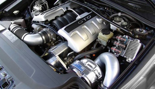 Procharger High Output Intercooled P-1SC-1 Supercharger System (Tuner Kit) - 2004 Pontiac GTO (5.7L V8)