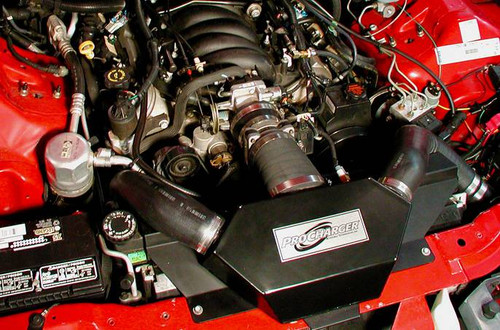 Procharger High Output Intercooled P-1SC-1 Supercharger System (Complete Kit) - 1998-2002 Camaro & Firebird (5.7L LS1) - 1GJ214-SCI