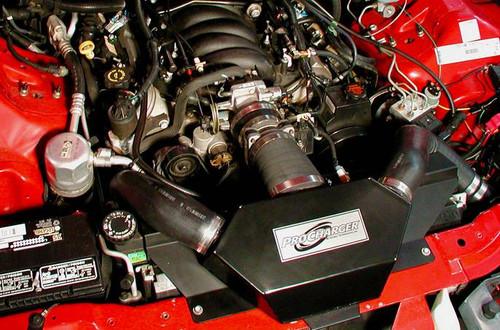 Procharger High Output Intercooled Serpentine Race Kit D-1SC Supercharger System (Tuner Kit) - 1998-2002 Camaro & Firebird (5.7L LS1)