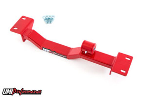 UMI Performance Torque Arm Tunnel Brace Mount for Long Tube Header Setups - 1993-2002 Camaro & Firebird - 2202AS