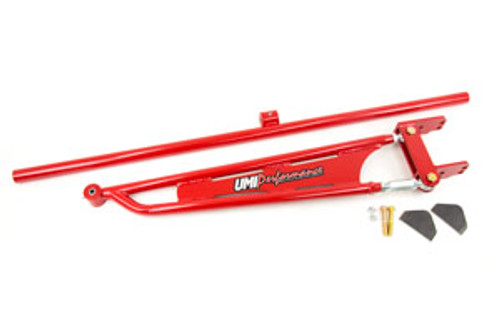 UMI Performance Weld In Torque Arm with Straight Cross Member - 1982-2002 Camaro & Firebird - 2236